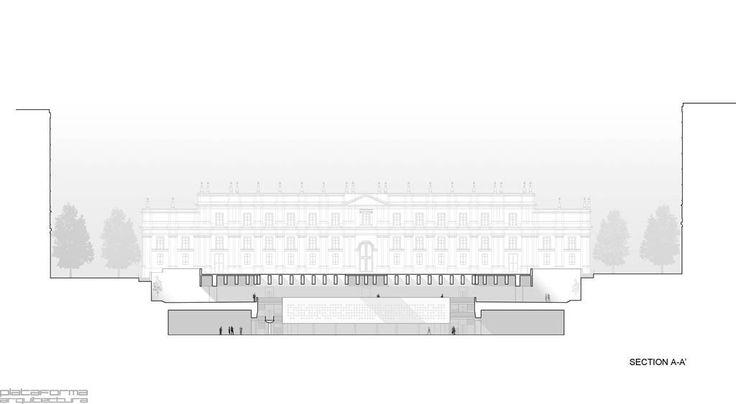 Galería - Centro Cultural Palacio La Moneda – Plaza de la Ciudadanía / Undurraga Devés Arquitectos / Undurraga Devés Arquitectos - 29