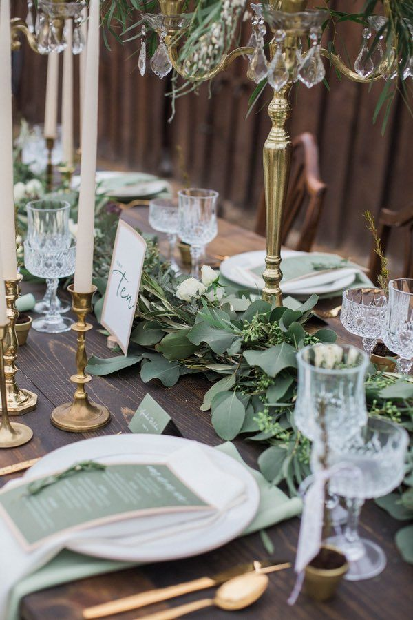 This Indiana wedding inspiration shoot is filled with tons of breathtaking details it's impossible not to be inspired! We love the charming rustic and vintage style of this barn wedding Cooper Events and Conforti Photography created. The leafy greens, romantic candles and gold accents are just some of the admirable details. You'll have to scroll […]