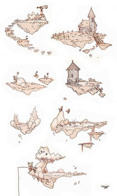 Floating Islands...!!!