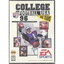 Complete College Football USA 96 - Genesis