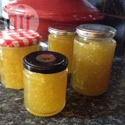 Ginger marrow jam