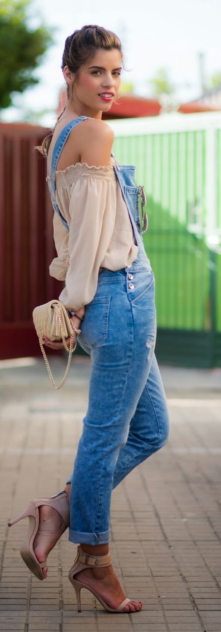 Off Shoulder Top Casual Streetstyle by Ms Treinta