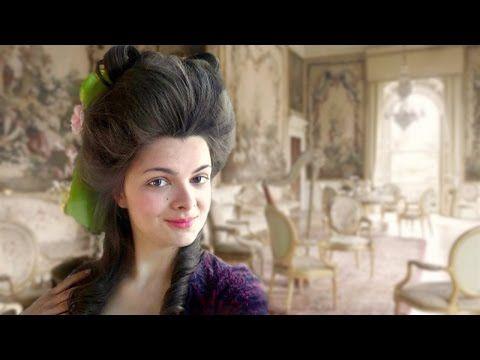 Hair History: 18th century - Loepsie