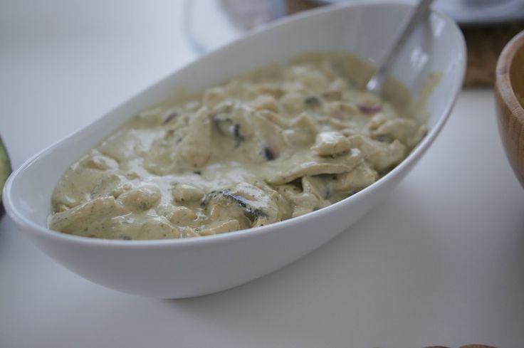 Jeg finner mye god inspirasjon til både middager og andre ting hos Fru Mæla. Denne gangen fant je...