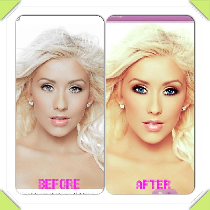 My edit of Christina Aguilera