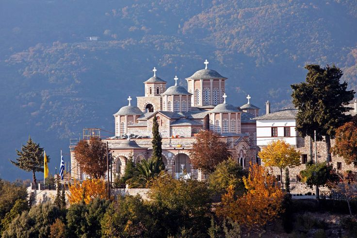 Our Village - Monastery of Taxiarhes - Pelion - Greece