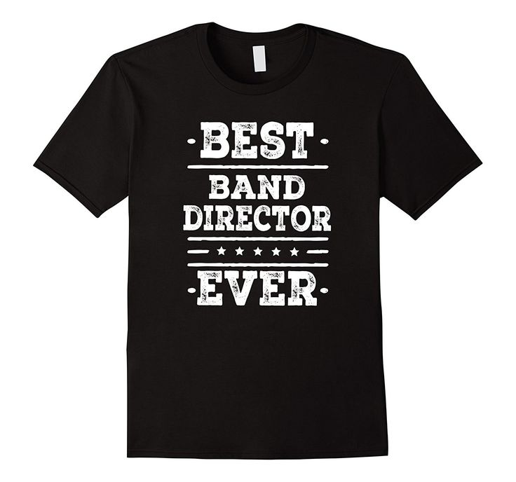 Marching Band Director T-shirt School Music Gift Tee