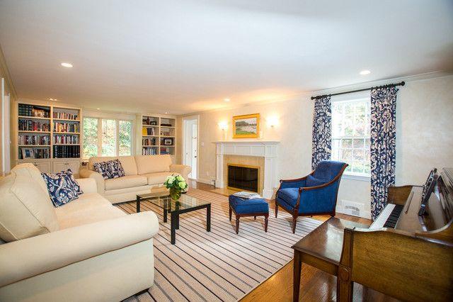 Best 25 center hall colonial ideas on pinterest sliding for Center hall colonial living room ideas