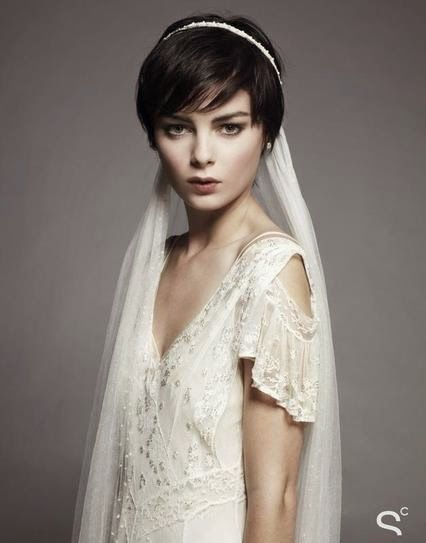 """When I cut my hair short for the first time, my best friend's main concern was, """"What if you get engaged!?"""" At the time, I thought, """"I'd hav..."""
