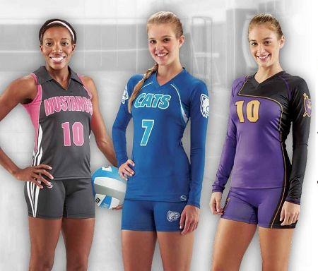 Teamwork Prosphere Custom Volleyball Uniforms