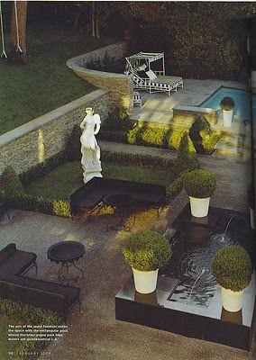 Hollywood Backyard Designed by Commune