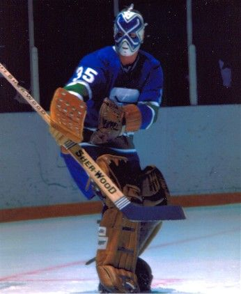 Curt Ridley - Vancouver Canucks