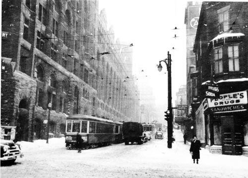 Montreal, 1940's.