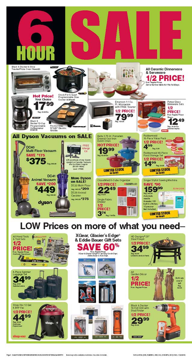 Fred Meyer Black Friday 2012 Ad Comes With Free Breakfast Fred Meyer Will  Be Opening At