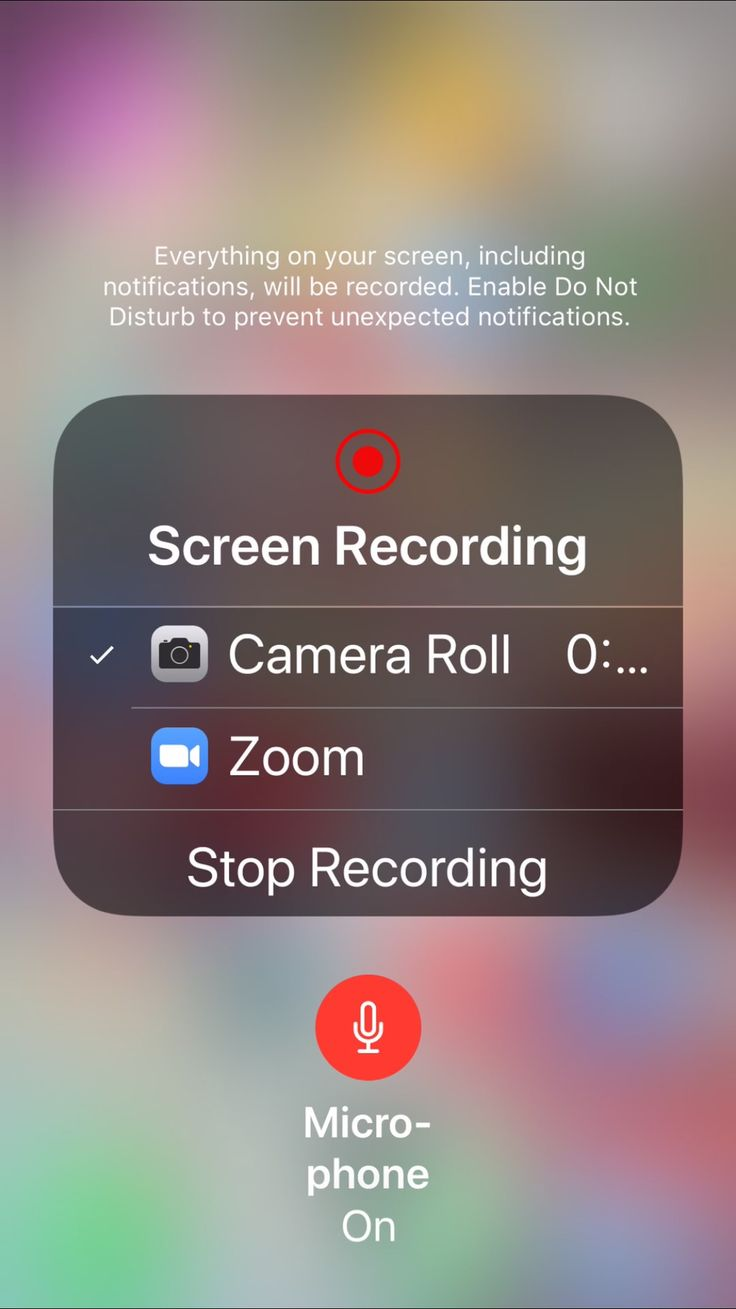 How To Record Your iPhone Screen with the Volume ON ...