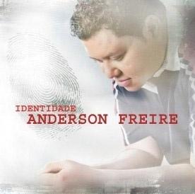 O primeiro CD solo do cantor Anderson Freire, Identidade, é mais uma novidade da MK Music.: Indentidade Cd, Freire Indentidade, Cd Completo