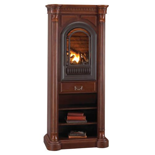 17 Best Ideas About Ventless Propane Fireplace On Pinterest Gas Fireplace Mantel Corner Gas