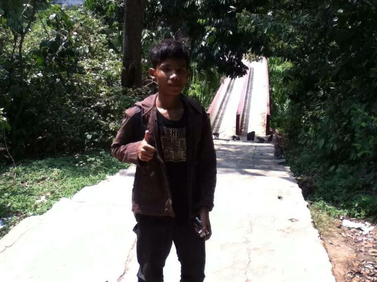 Go to Makam oppung parullas :)