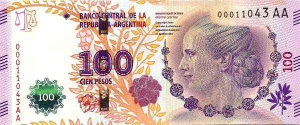 Matawang Argentina.                      Nama Mata Wang:    Argentine peso.      Kod ISO 4217:    ARS.      Simbol:    $      Nama Negara:...