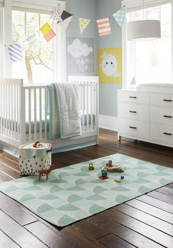 Gender Neutral Nursery ~ More