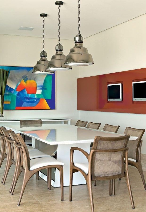 Projeto das designers de interiores Nilza Alves e Rita Diniz