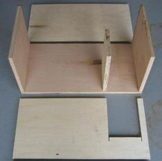 Free Cat House Plans - How To Build A Cat House... possible house for our new outdoor friend.