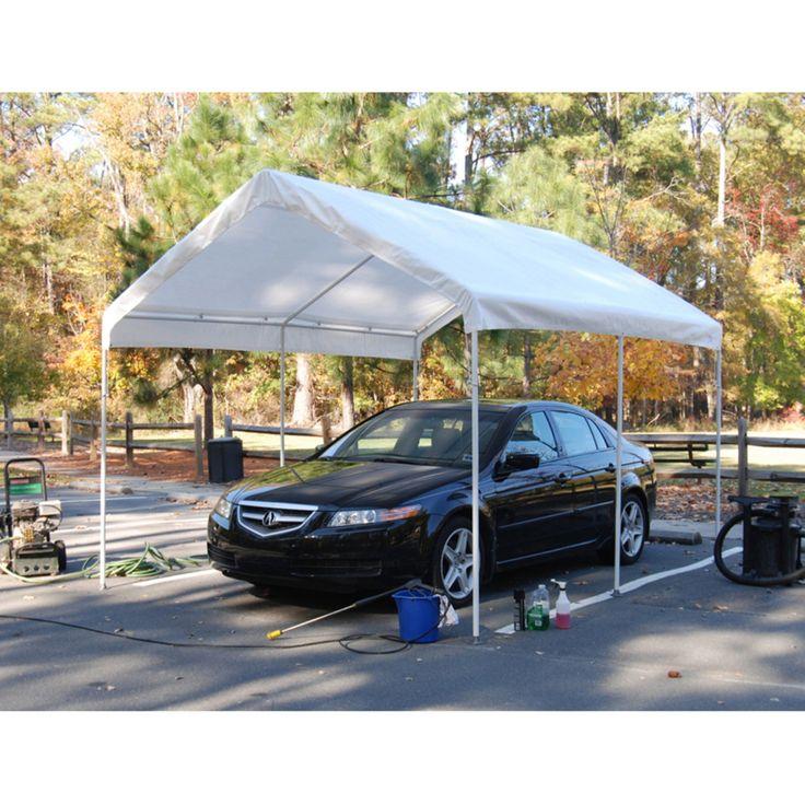 Garage Tents Inside : Best carport canopy ideas on pinterest patio roof