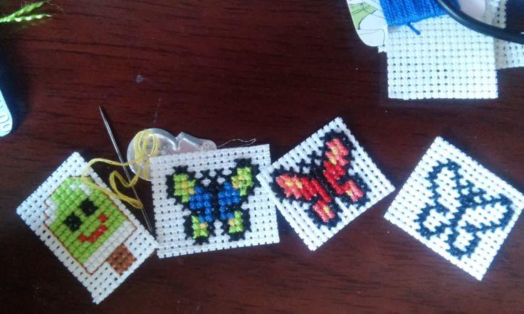 mariposas y paleta de limón