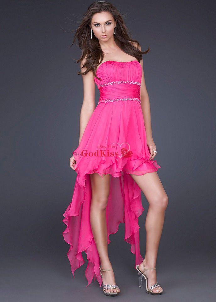 Mejores 244 imágenes de Glamorous Dresses en Pinterest | Vestidos de ...