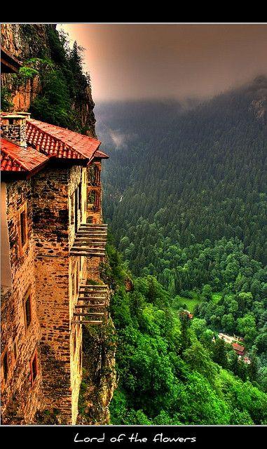 Sumela Monastery - Trabzon