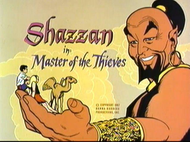 shazzan y el mago 001