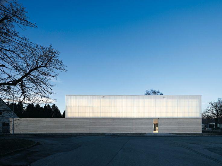 laboratory for water management in neubiberg architekten brune architekten szukaj w google. Black Bedroom Furniture Sets. Home Design Ideas