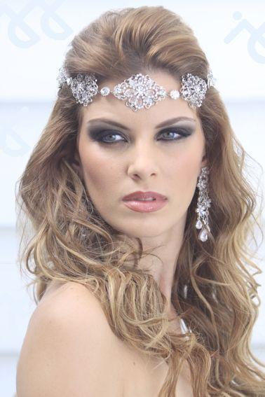Penteado e maquiagem do Dia da Noiva do JJ Cabeleireiros, um dia simplesmente inesquecível!!