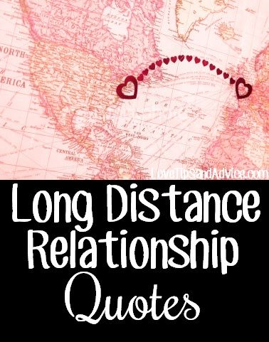 love quotes about long distance relationship