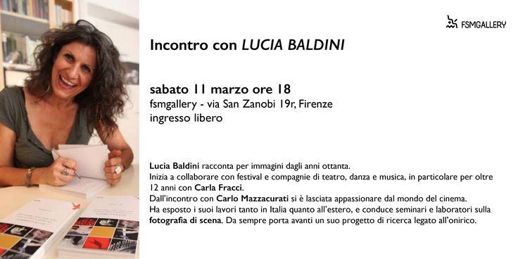Incontro con LUCIA BALDINI, La fotografia tra editoria industriale e editoria domestica