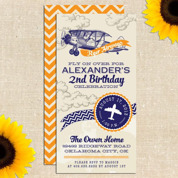 151 best Airplane party images on Pinterest Airplane party