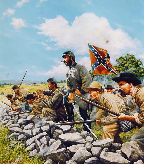 an introduction to the history of the battle of gettysburg in the united states Just hang around and see some of the interesting battle of gettysburg  history battle of gettysburg  system south america space stars united states venus.