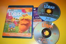 Dr. Seuss The Lorax Blu ray & DVD Combo 3D Movie