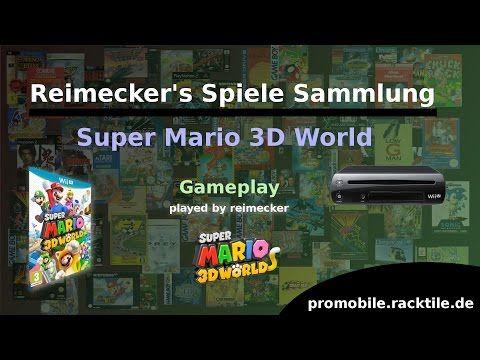 Reimecker's Spiele Sammlung : Super Mario 3D World