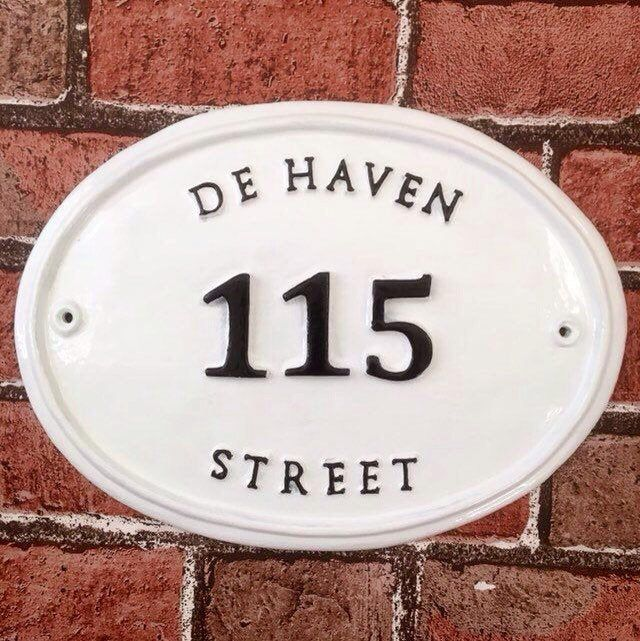 Colonial Style House Numbers Personalized House Number Etsy House Numbers Colonial Style Homes Traditional House Numbers Contemporary house numbers uk