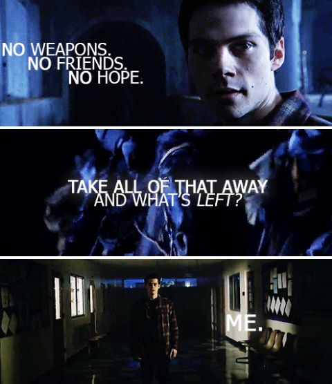 Teen Wolf - Don´t forget me