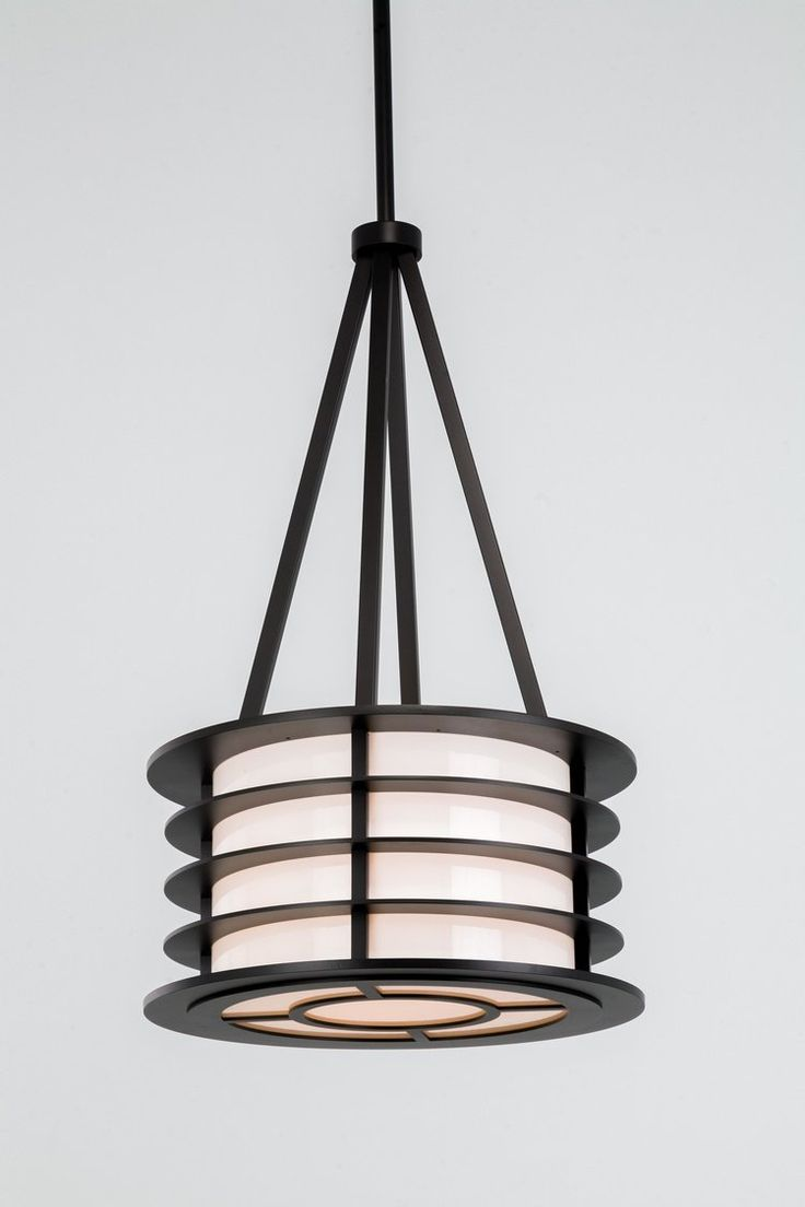 best glass act images on pinterest  contemporary light  - contemporary light fixture with a striking combination of custom whiteglass and black finish on this