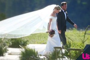 Erin Andrews and Jarret Stoll's Wedding Photos | Us Weekly