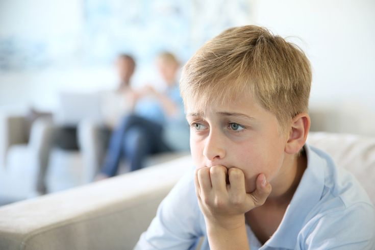 Great tips for talking to anxious kids.