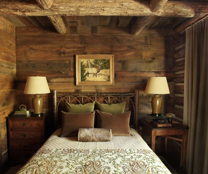 461 best Lodge Style - Bedrooms images by Susan Ring on Pinterest ...