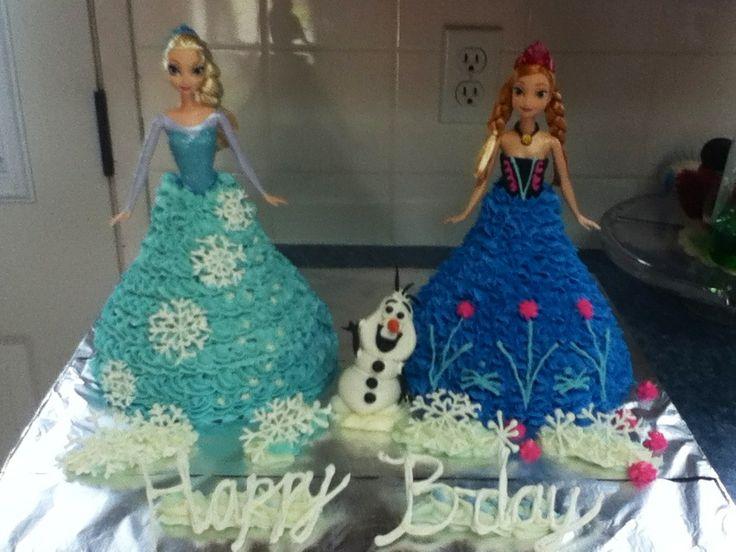 karlys bday bre s birthday frozen birthday cake birthday ideas calixia ...