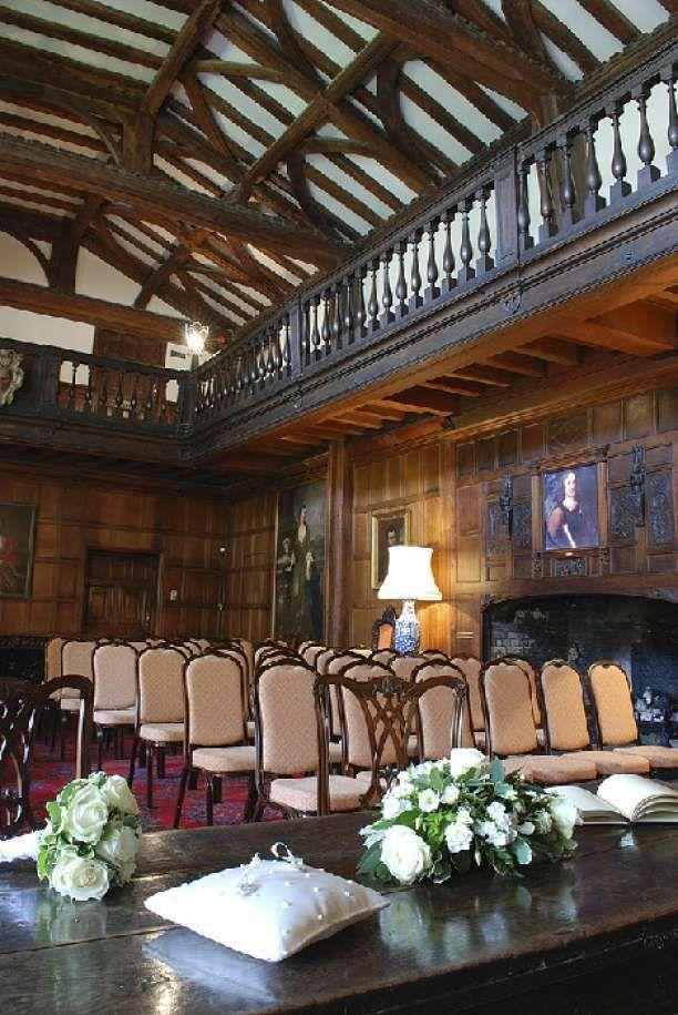 Hampden House Wedding Venue In Near Great Missenden Buckinghamshire The Heart Of