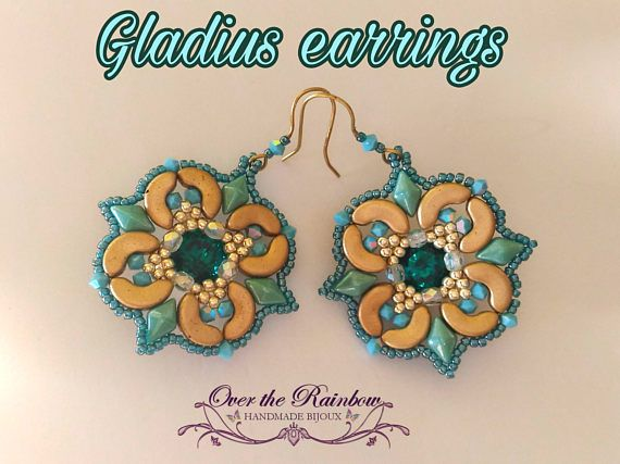 PDF  GLADIUS EARRINGS