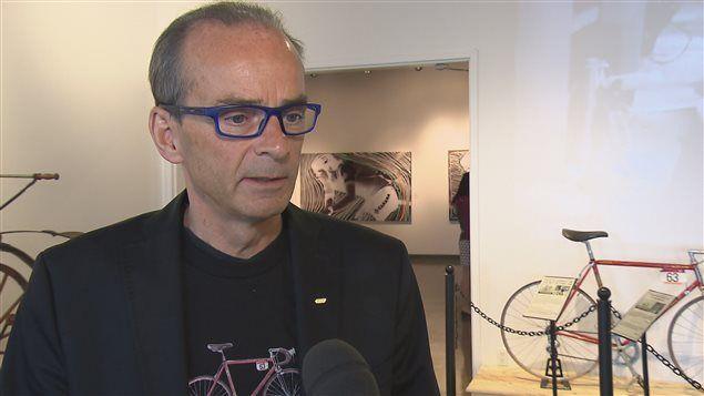 Des lois pour protéger les cyclistes | Louis Garneau à Ici Québec