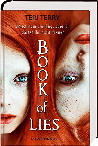 *Rezension* Book of Lies von Teri Terry (Schlunzen-Bücher)